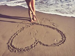 summer of love heart